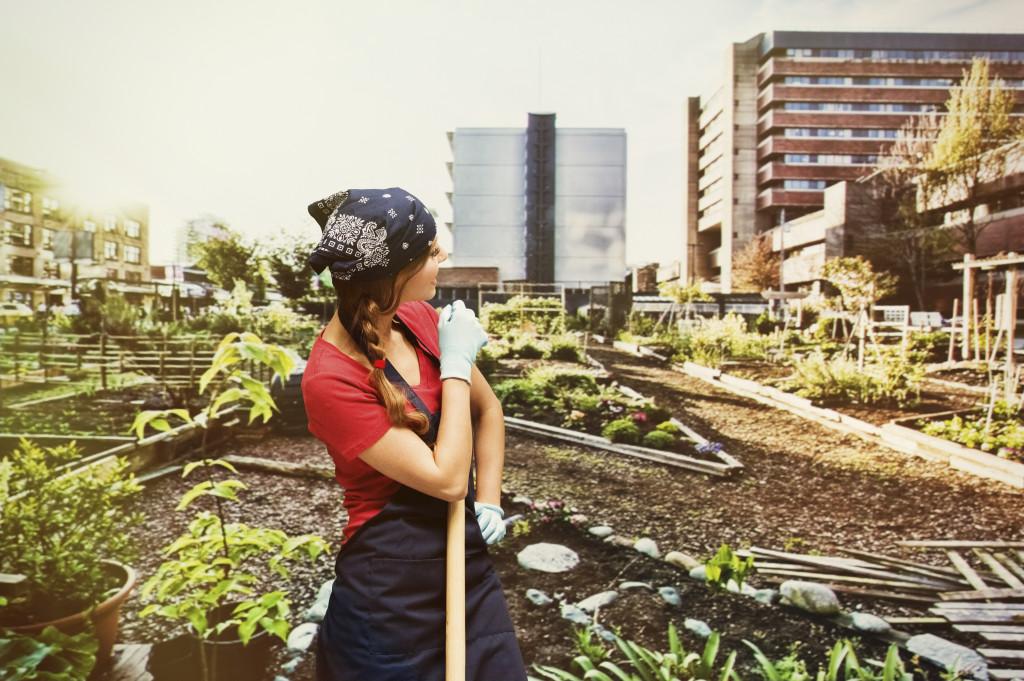 Weisenburger Bau Gardening