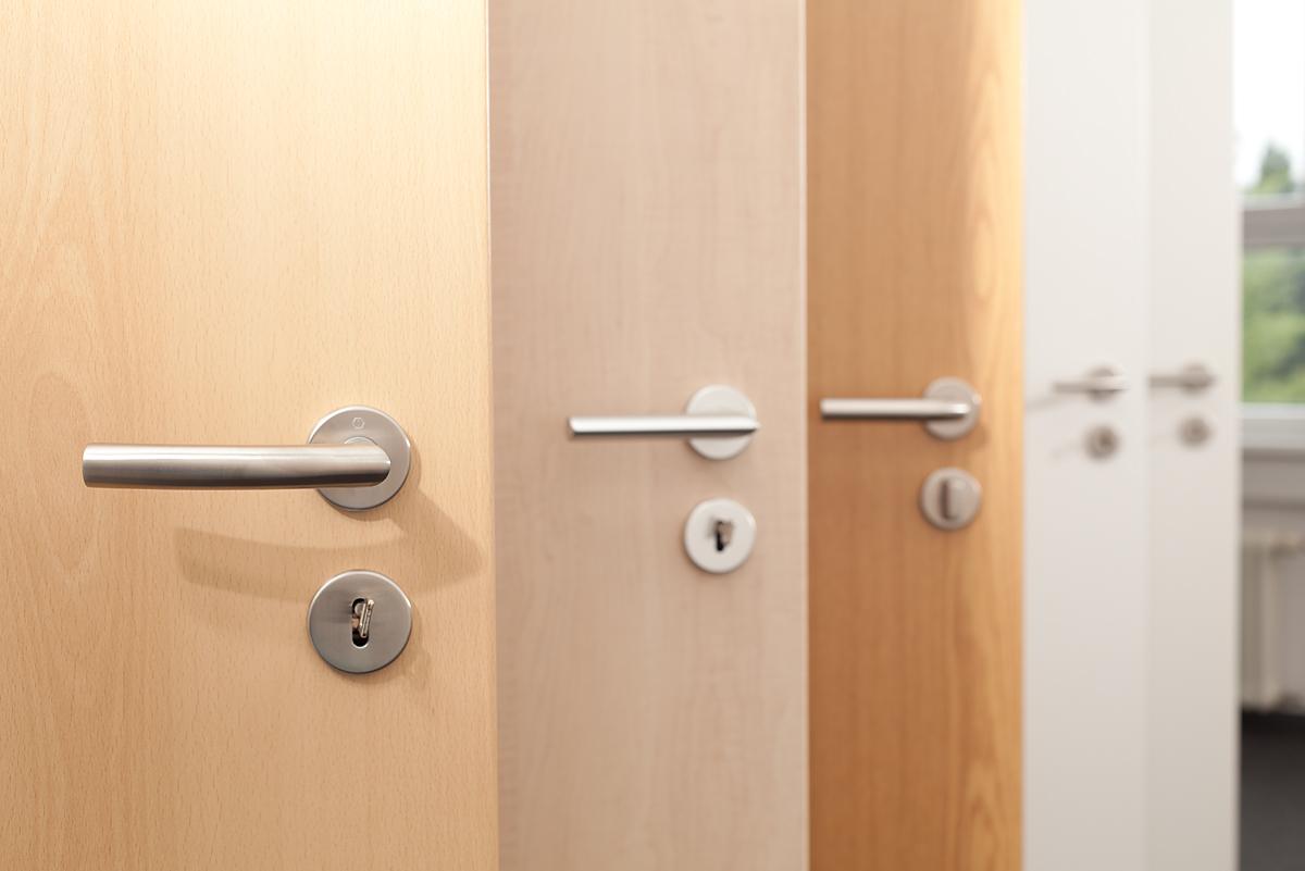 Weisenburger Bau Türen