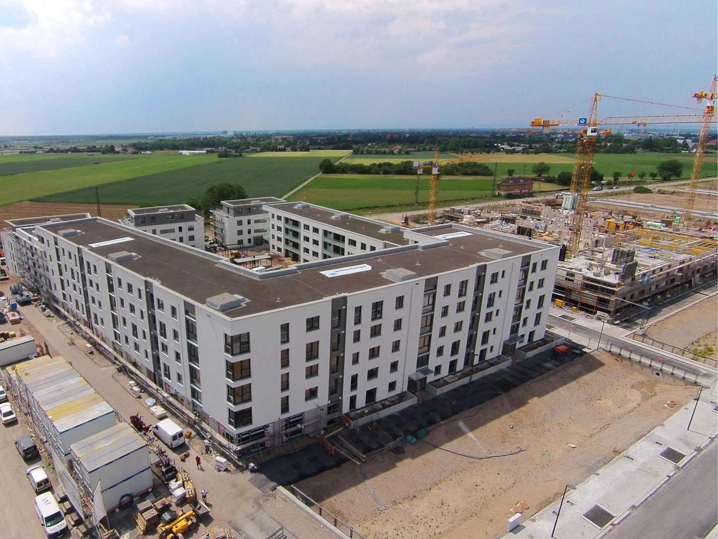 Weisenburger Bau Passivhaus