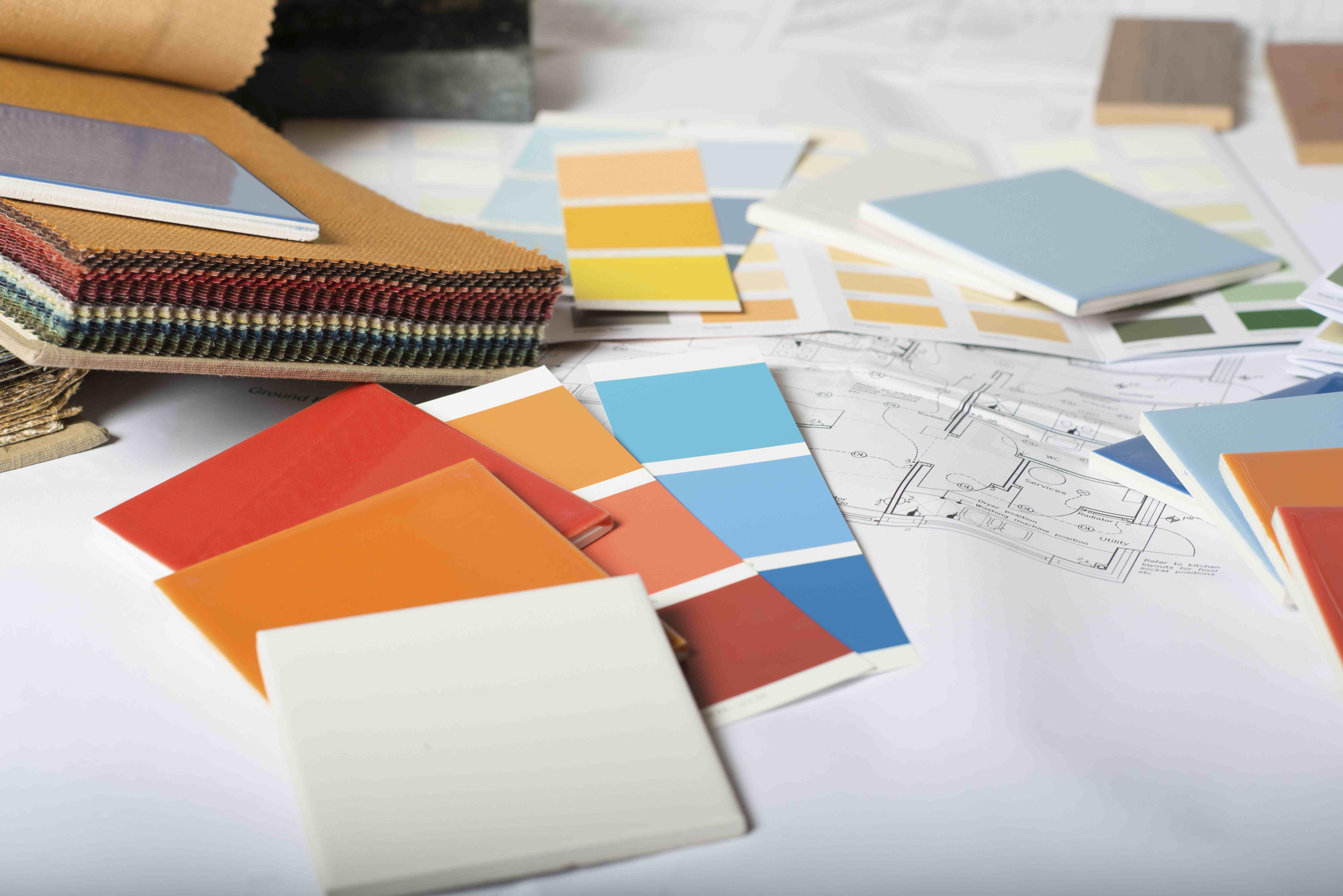 Weisenburger Bau Farben